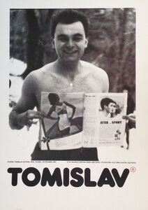 Tomislav Gotovac, 'Showing Elle', 1978
