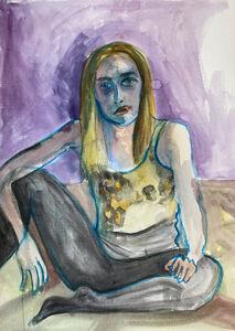 Jemima Kirke, 'Self Portrait', 2016