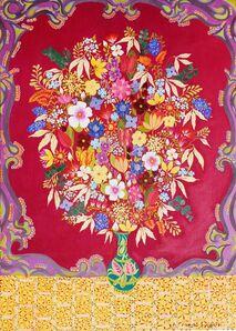 Hepzibah Swinford, 'Russian Flowers', 2014