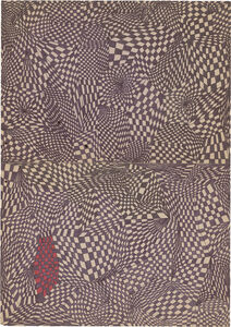 Teresa Burga, 'Insomnia Drawing (11)', 1989