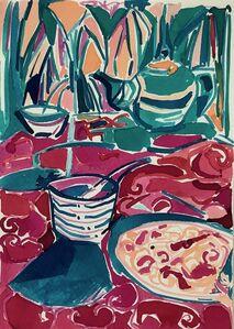 Emi Avora, 'Teapot and Noodles', 2019