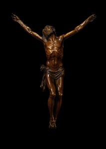 David Heschler, attributed to, 'Christ Crucified', 17th century