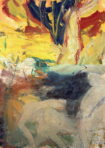 Willem de Kooning, 'Untitled', 1967-1974