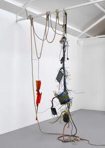 Folkert de Jong, 'Monument for Nihilists, Idealists, Dissidents & Undigested Ideas', 2019