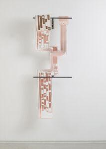 Sam Lewitt, 'Flexible Control (Gilded Lineament)', 2013