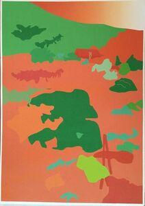 Tom Baldwin, 'Japanese Garden', 1990-1999