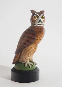 David Everett, 'Great Horned Owl', 2007