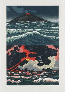 Richard Bosman, 'Volcano', 1989