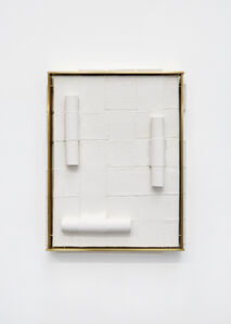 Claire Baily, 'Settling, Slowly', 2019