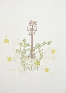 Susan Graham, 'Toile Print 1', 2013