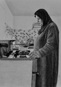 Samah Shihadi, 'Cooking Series ', 2018