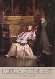 William McGregor Paxton, 'The New Necklace', 1988