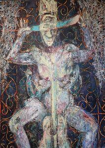 Arnaldo Roche-Rabell, 'Atrévete', 1989