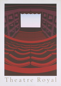 Perry A. King, 'Theatre Royal', 1985