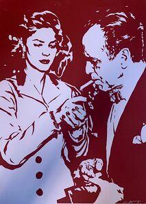 Bob Stanley, 'Lauren Bacall Lights Humphrey Bogart's Cigarette ', 1966