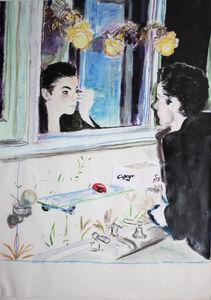 Billy Sullivan, 'Brunette', 1978