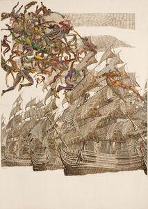 Julien Sinzogan, 'Land Ho!', 2011