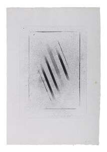 Charles Pollock (1902-1988), 'Charcoal 1', 1970