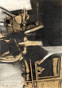 Bepi Romagnoni, 'Racconto', 1962