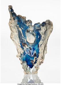 John Kuhn, 'Freeform Vase', 1982