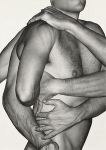 Karl Haendel, 'Covid Auto-Orgy 2', 2020