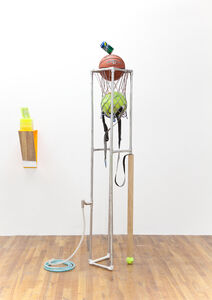 Alex Da Corte, 'Minimalist Homeboy', 2012