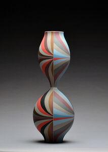 Peter Pincus, 'Enclosed Vase Form #6', 2015