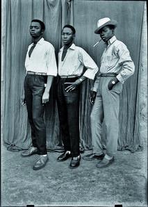 Seydou Keïta, 'young men', 1952-1956