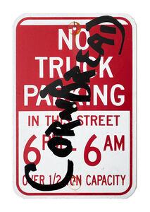 Cornbread, 'Cornbread No Truck Parking', 2020