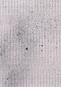 Callum Russell, 'Lined Paper III', 2017