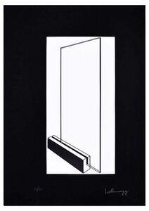 Ivo Pannaggi, 'Glass', ca. 1975