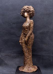Victor Ehikhamenor, 'Omamojie (King's Daughter)', 2018