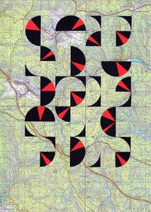 Oscar Abraham Pabon, 'Rational Geography Series ', 2016