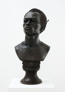 Kehinde Wiley, 'Likunt Daniel Ailin', 2013