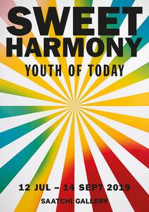 Mustafa Hulusi, 'Sweet Harmony Key Poster', 2019