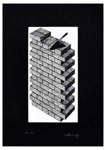 Ivo Pannaggi, 'Wall and Trowel', ca. 1975