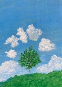 Dorothy Krakauer, 'Cloud Halo', 2020