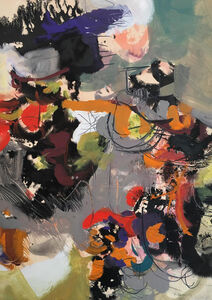 Tom Hodgson, 'Untitled', 1957