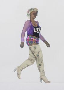 Drake Carr, 'Dancer 11', 2017