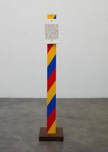 Nery Gabriel Lemus, 'Tetelestai #3 (Venezuela)', 2018