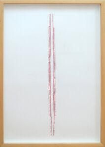 Conceição Abreu, 'Pesponto III', 2009