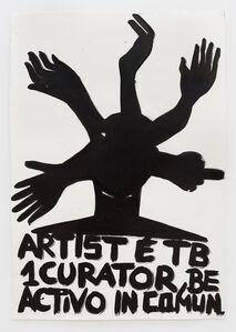 Carla Filipe, 'Tentáculos (The Artist is Also a Curator)', 2016