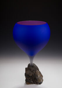 Mary Fox, 'Chalice Cobalt Blue', 2018