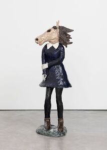 Klara Kristalova, 'Restless', 2019