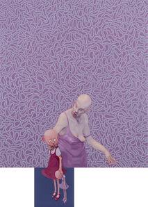 Michael Kvium, 'Mother's Tale', 2018