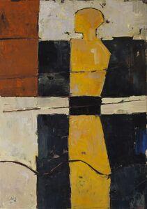 Anke Blaue, 'Figure', 1992