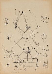 Ernest Mancoba, 'Untitled 7', ND