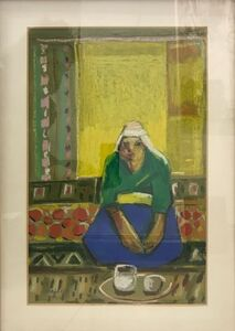 Jamil Molaeb, 'Untitled 1', ca. N/A