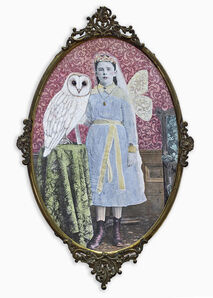 Alexandra Eldridge, 'Young Athena and her Familiar', 2020