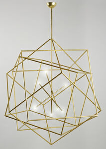 Hubert Le Gall, 'Polyedres Chandelier', 2006